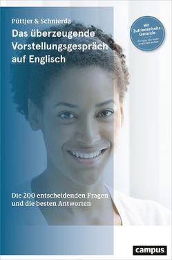 Das überzeugende Vorstellungsgespräch auf Englisch von Püttjer,  Christian, Schnierda,  Uwe