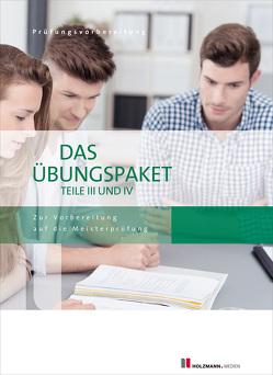 Das Übungspaket Teile III u. IV von Gress,  Bernhard, Semper,  Dr. Lothar