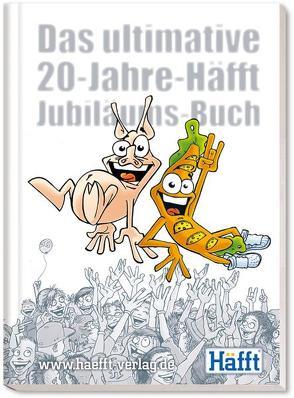 Das ultimative 20-Jahre-Häfft Jubiläums-Buch von Andy & Stefan