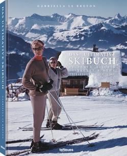 Das ultimative Skibuch, Überarbeitete Neuauflage von Le Breton,  Gabriella