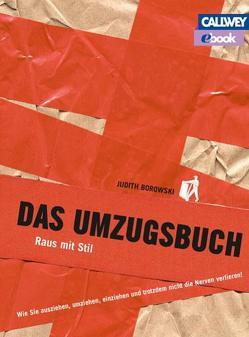 Das Umzugsbuch – eBook von Borowski,  Judith, Braun,  Florian