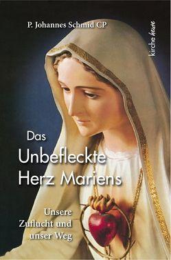 Das Unbefleckte Herz Mariens von Schmid,  Johannes
