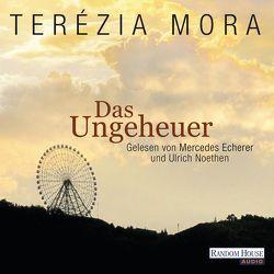 Das Ungeheuer von Echerer,  Mercedes, Mora,  Terézia, Noethen,  Ulrich