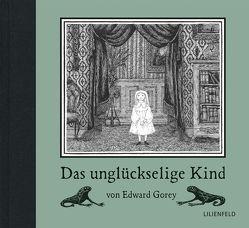 Das unglückselige Kind von Gorey,  Edward, Setz,  Clemens J.