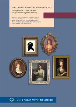 Das Universitätsmamsellen-Lesebuch von Finckh,  Ruth