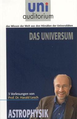 Das Universum von Lesch,  Harald