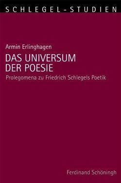 Das Universum der Poesie von Erlinghagen,  Armin