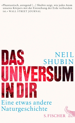 Das Universum in dir von Shubin,  Neil, Vogel,  Sebastian