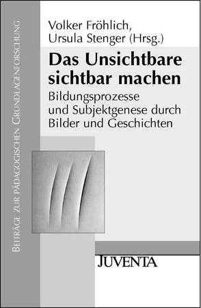 Das Unsichtbare Sichtbar machen von Fröhlich,  Volker, Stenger,  Ursula