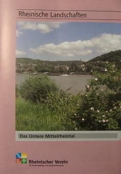 Das Untere Mittelrheintal von Kremer,  Bruno B, Wiemer,  Karl Peter