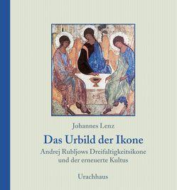 Das Urbild der Ikone von Lenz,  Johnannes