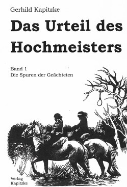 Das Urteil des Hochmeisters von Kapitzke,  Gerhild