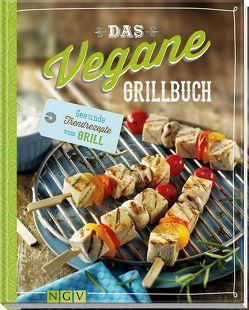 Das vegane Grillbuch von Sieck,  Annerose, Snowdon,  Bettina
