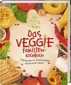 Das Veggie-Familienkochbuch von Ask,  Sara, Björbo,  Lisa