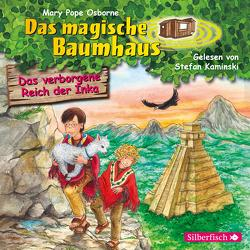Das verborgene Reich der Inka (Das magische Baumhaus 58) von Kaminski,  Stefan, Pope Osborne,  Mary