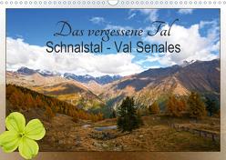 Das vergessene Tal. Schnalstal – Val Senales (Wandkalender 2020 DIN A3 quer) von by Sylvia Seibl,  CrystalLights