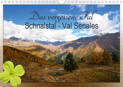 Das vergessene Tal. Schnalstal – Val Senales (Wandkalender 2020 DIN A4 quer) von by Sylvia Seibl,  CrystalLights