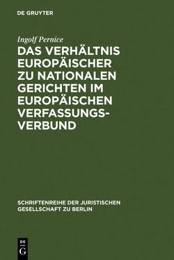 bundesstaat und europische union zwischen konflikt und kooperation al et gross thomas tietje christian kadelbach stefan pache eckhard
