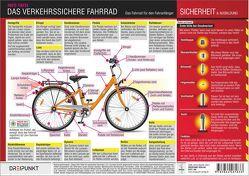 Das verkehrssichere Fahrrad von Schulze,  Michael