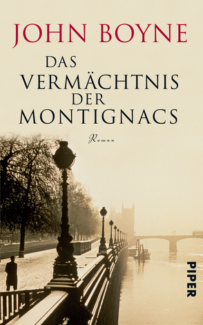 Das Vermächtnis der Montignacs von Boyne,  John, Weber-Jarić,  Gabriele