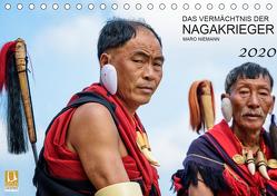 Das Vermächtnis der Nagakrieger (Tischkalender 2020 DIN A5 quer) von Niemann,  Maro