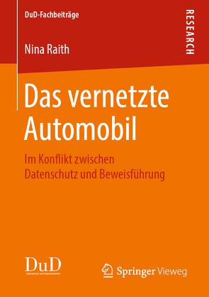 Das vernetzte Automobil von Raith,  Nina