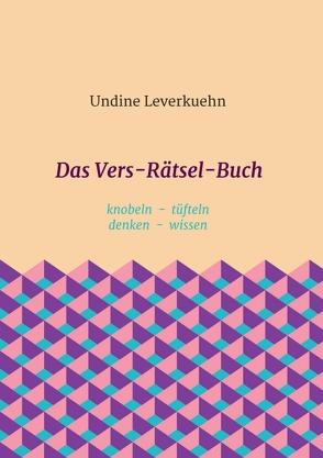 Das Vers-Rätsel-Buch von Leverkuehn,  Undine