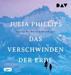 Das Verschwinden der Erde von de Hollanda,  Roberto, Phillips,  Julia, pociao