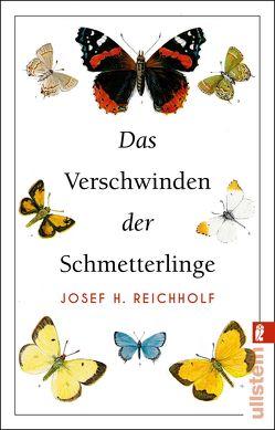 Unsere Schmetterlinge von Reichholf,  Josef H.