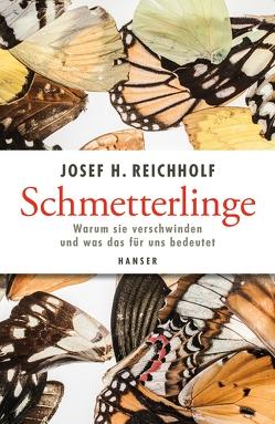 Schmetterlinge von Reichholf,  Josef H.