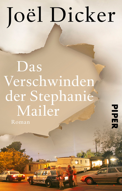 Das Verschwinden der Stephanie Mailer von Dicker,  Joël, Meßner,  Michaela, Thoma,  Amelie