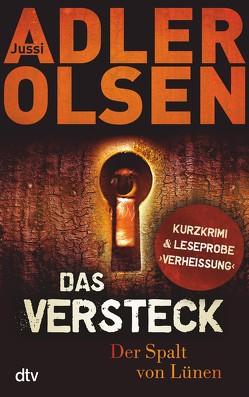 Das Versteck von Adler-Olsen,  Jussi, Bergmann,  Stefanie