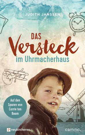 Das Versteck im Uhrmacherhaus von Janssen,  Judith, Merckel-Braun,  Martina