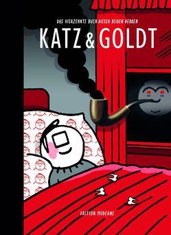 Das vierzehnte Buch dieser beiden Herren von Goldt,  Max, Katz,  Stephan