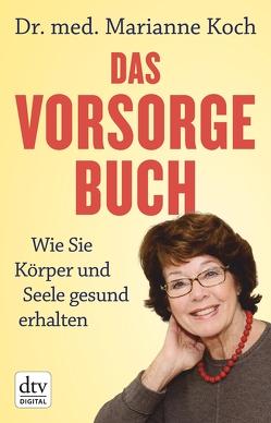 Das Vorsorge-Buch von Koch,  Marianne