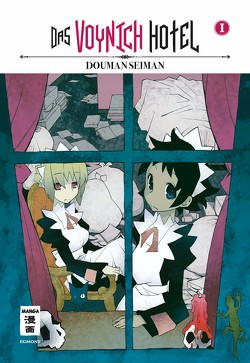 Das Voynich Hotel 01 von Douman,  Seiman, Shanel,  Josef