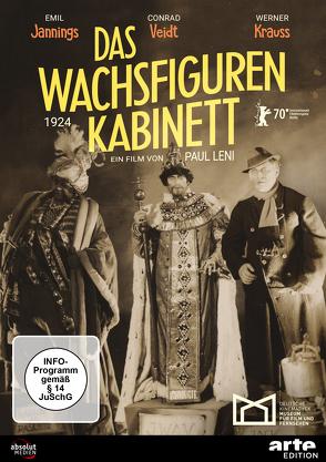 Das Wachsfigurenkabinett (1924) von Dieterle,  Wilhelm, Jannings,  Emil, Leni,  Paul, Veidt,  Conrad
