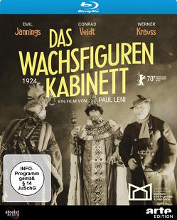 Das Wachsfigurenkabinett (Blu-ray) von Jannings,  Emil, Leni,  Paul, Veidt,  Conrad