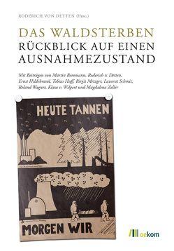 Das Waldsterben von Detten,  Roderich von