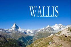 Das Wallis – Ein kleiner Bildband von Krause,  Susanne