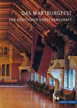 Das Wartburgfest der deutschen Burschenschaft von Krauss,  Jutta