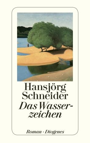 Das Wasserzeichen von Schneider,  Hansjörg