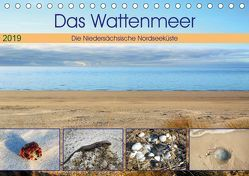 Das Wattenmeer – 2019 (Tischkalender 2019 DIN A5 quer) von Klünder,  Günther