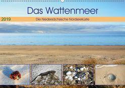 Das Wattenmeer – 2019 (Wandkalender 2019 DIN A2 quer) von Klünder,  Günther