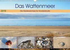 Das Wattenmeer – 2019 (Wandkalender 2019 DIN A3 quer) von Klünder,  Günther
