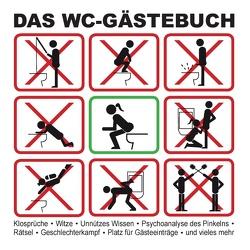 Das WC-Gästebuch von Breunig,  Andrea, Mayer,  Dirk