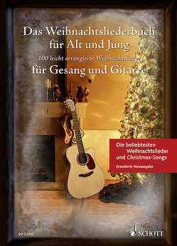 Das Weihnachtsliederbuch für Alt und Jung von Müller,  Sebastian