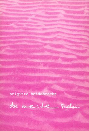 Das Weite suchen von Heidebrecht,  Brigitte