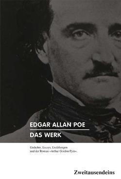 Das Werk. von Poe,  Edgar A