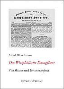 Das Westpälische Dampfboot von Wesselmann,  Alfred